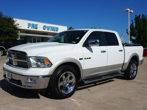 2010 dodge ram 1500 crew cab 4x4 laramie for sale in arlington texas classified. Black Bedroom Furniture Sets. Home Design Ideas