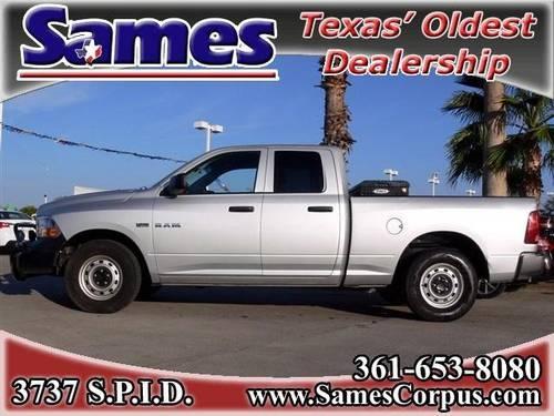 2010 Dodge Ram 1500 Crew Cab Pickup SLT Quad Cab for Sale ...