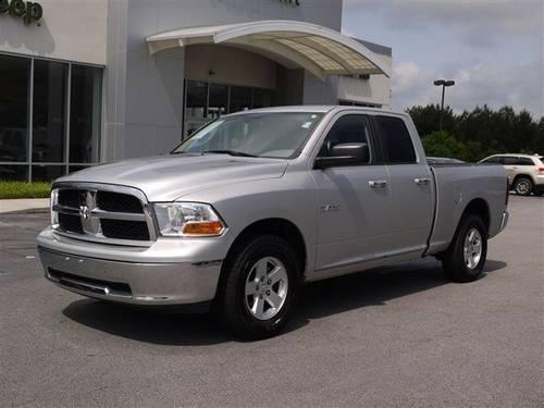 2010 Dodge Ram 1500 Crew Cab Pickup Slt With Flexfuel