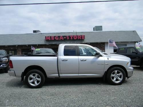 2010 dodge ram 1500 pickup truck slt quad cab 4wd for sale in plaistow. Cars Review. Best American Auto & Cars Review