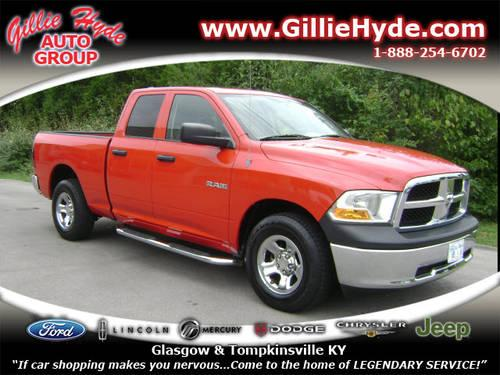 2010 dodge ram 1500 quad cab pickup truck st for sale in dry fork kentucky classified. Black Bedroom Furniture Sets. Home Design Ideas