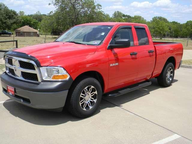 2010 dodge ram 1500 st for sale in brenham texas classified. Cars Review. Best American Auto & Cars Review