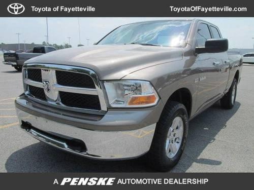 2010 dodge ram 1500 truck 4x4 truck for sale in fayetteville arkansas classified. Black Bedroom Furniture Sets. Home Design Ideas