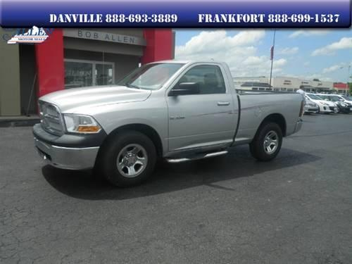 2010 dodge ram 1500 truck st for sale in danville kentucky classified. Cars Review. Best American Auto & Cars Review