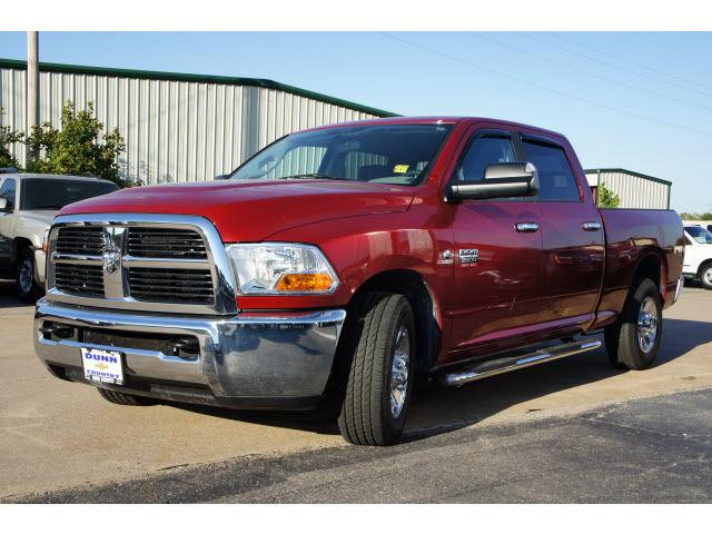 2010 dodge ram 2500 slt for sale in eufaula oklahoma classified. Black Bedroom Furniture Sets. Home Design Ideas