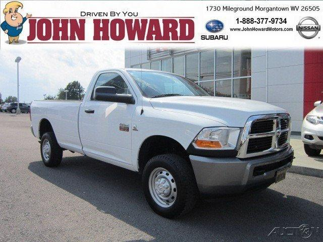 American 180 Full Auto For Sale: 2010 Dodge Ram 2500 ST For Sale In Morgantown, West