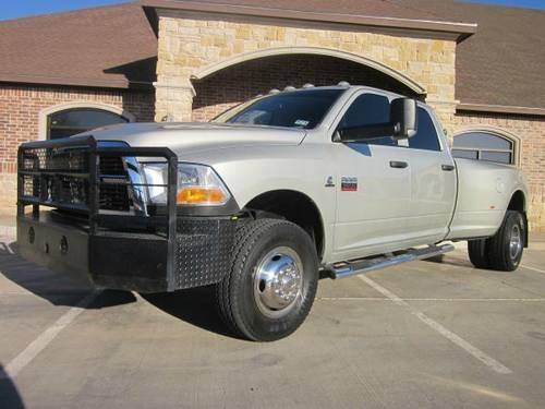 2010 dodge ram 3500 for sale in lubbock texas classified. Black Bedroom Furniture Sets. Home Design Ideas