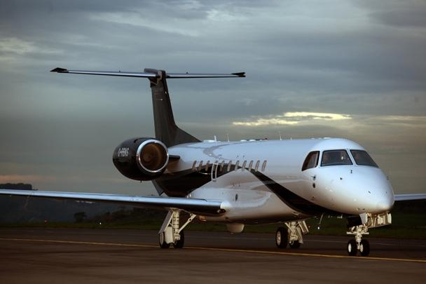 2010 Embraer Legacy 650 - Available Now!