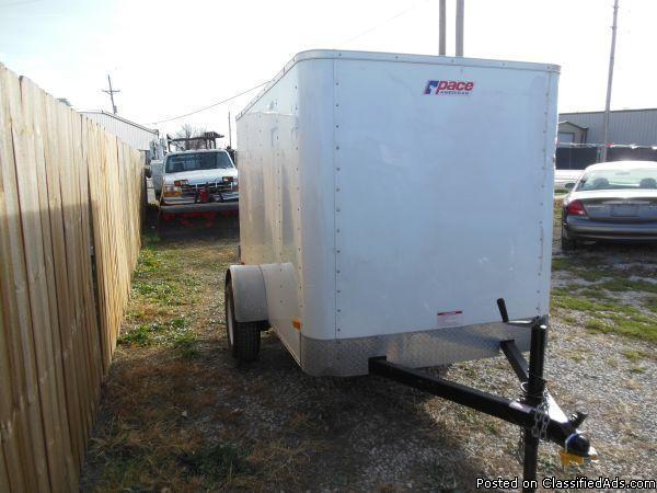 Used Travel Trailers For Sale By Owner 3000 >> 2010 Enclosed Trailer for Sale in Blue Springs, Missouri ...