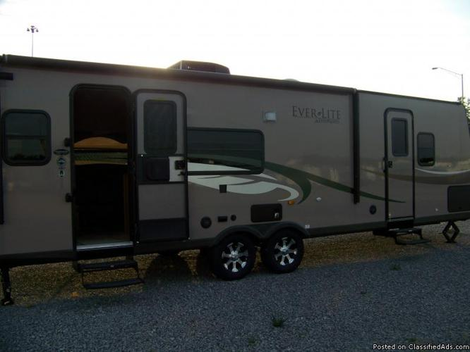 2010 Everlite Travel Trailer 32rls For Sale In Birmingham