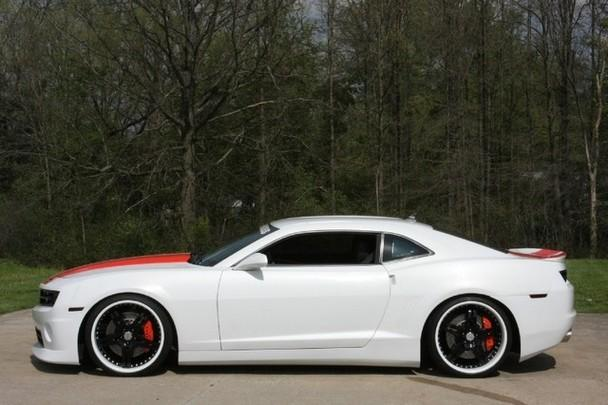 2010 Felser Moss Ultimate Package Camaro 1 99 990 For Sale In Solon Ohio Classified