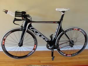 2010 Felt B2R TT/Triathlon Road Bike - (Asheville) for Sale