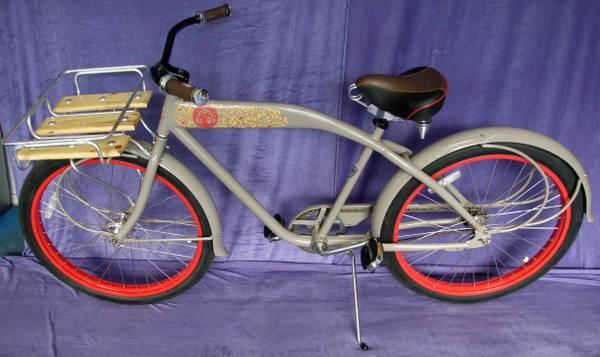 2010 FELT NEW BELGIUM BREWING CO BEACH CRUSIER BICYCLE BIKE  For Sale In Nor