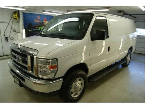 2010 ford econoline cargo van van e 250 commercial for sale in cuyahoga falls ohio classified. Black Bedroom Furniture Sets. Home Design Ideas