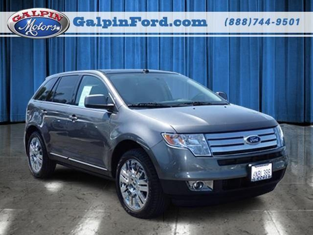 2010 Ford Edge 4dr Car Limited