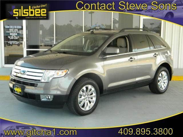 2010 ford edge limited for sale in silsbee texas classified. Black Bedroom Furniture Sets. Home Design Ideas