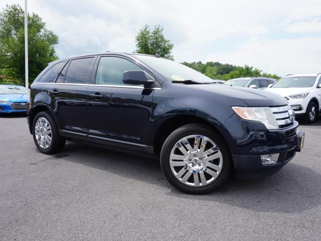 2010 ford edge limited awd limited 4dr suv for sale in bristol tennessee classified. Black Bedroom Furniture Sets. Home Design Ideas