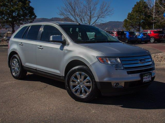 2010 Ford Edge Limited Limited 4dr SUV