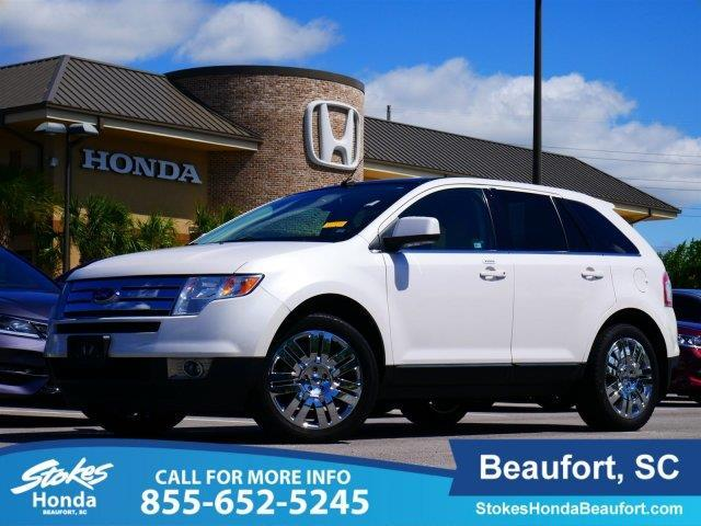 2010 ford edge limited limited 4dr suv for sale in for Stokes honda used cars