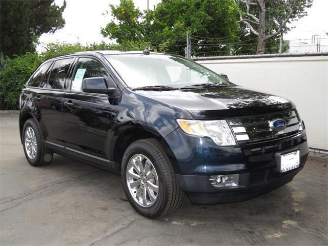 2010 ford edge sel 4d utility sel for sale in northridge california classified. Black Bedroom Furniture Sets. Home Design Ideas