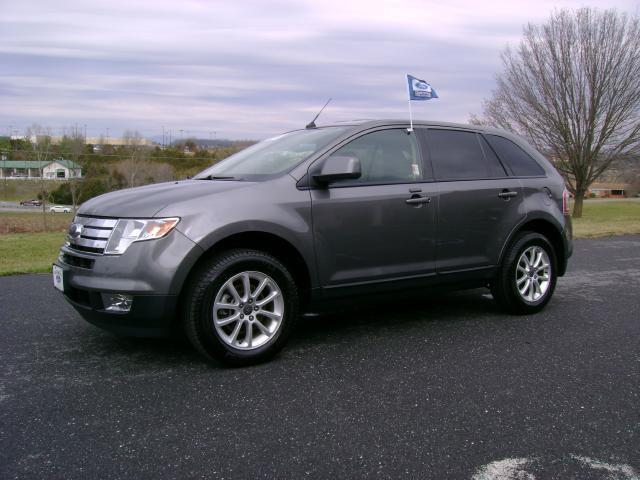 2010 ford edge sel for sale in lexington virginia classified. Black Bedroom Furniture Sets. Home Design Ideas