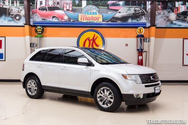 2010 Ford Edge SEL SEL 4dr Crossover