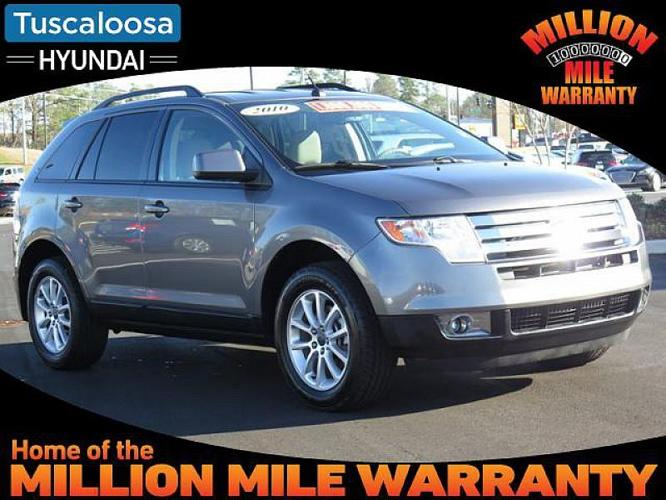 2010 Ford Edge SEL SEL 4dr SUV