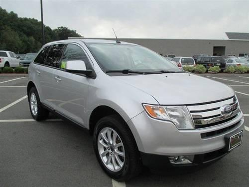 2010 ford edge station wagon sel for sale in mendon massachusetts classified. Black Bedroom Furniture Sets. Home Design Ideas