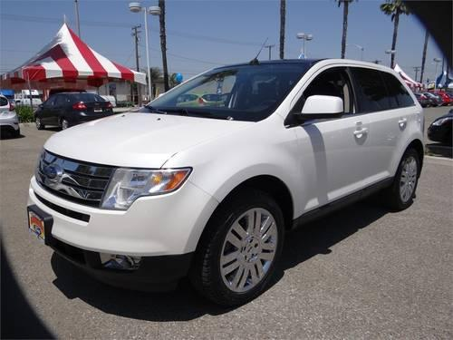 2010 FORD Edge SUV 4DR LIMITED FWD