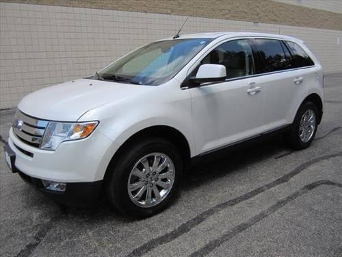 2010 ford edge suv limited for sale in grand rapids michigan classified. Black Bedroom Furniture Sets. Home Design Ideas