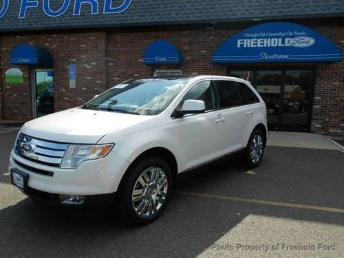 2010 ford edge suv limited awd suv for sale in east freehold new jersey classified. Black Bedroom Furniture Sets. Home Design Ideas