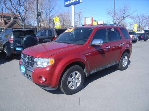2010 Ford Escape 4dr 4x4 Limited Limited