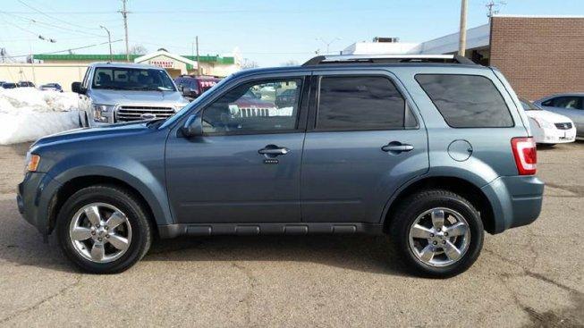 ford escape wd limited  sale  kearney nebraska