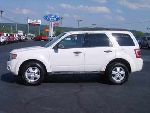 2010 ford escape sport utility xlt for sale in sweetwater tennessee classified. Black Bedroom Furniture Sets. Home Design Ideas