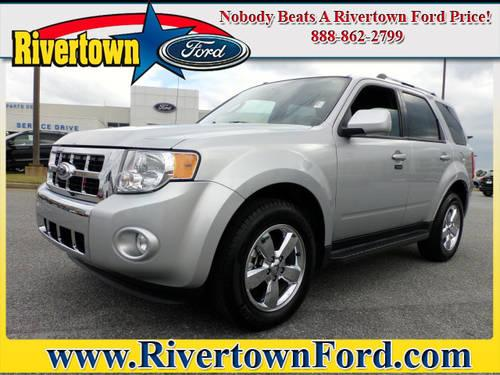 2010 ford escape suv fwd 4dr limited for sale in columbus georgia. Cars Review. Best American Auto & Cars Review