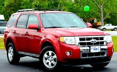 2010 ford escape suv limited for sale in morehead city north carolina classified. Black Bedroom Furniture Sets. Home Design Ideas