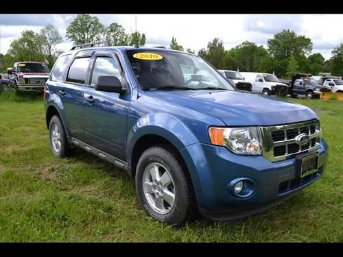 2010 ford escape suv xlt for sale in rhinebeck new york classified. Black Bedroom Furniture Sets. Home Design Ideas
