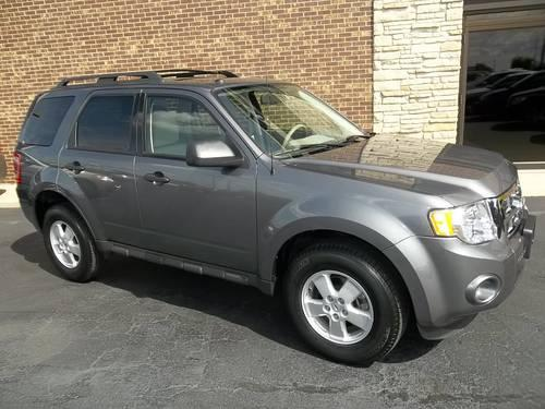 2010 ford escape suv xlt for sale in bull valley illinois classified. Black Bedroom Furniture Sets. Home Design Ideas