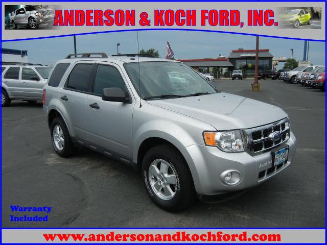 2010 ford escape xlt for sale in north branch minnesota classified. Black Bedroom Furniture Sets. Home Design Ideas