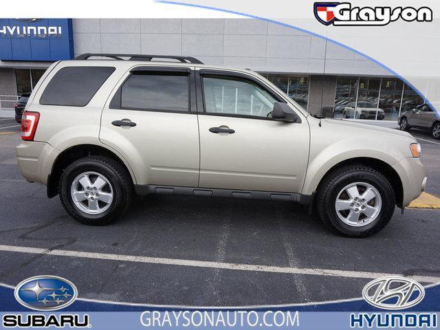 2010 ford escape xlt awd xlt 4dr suv for sale in knoxville tennessee classified. Black Bedroom Furniture Sets. Home Design Ideas