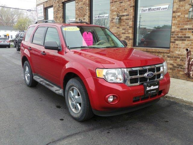 2010 Ford Escape Xlt Awd 4dr Suv For In Clifton Park New York