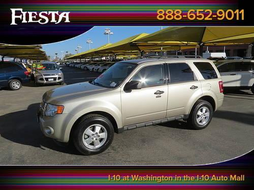 2010 ford escape xlt sport utility 4d for sale in indio california classified. Black Bedroom Furniture Sets. Home Design Ideas