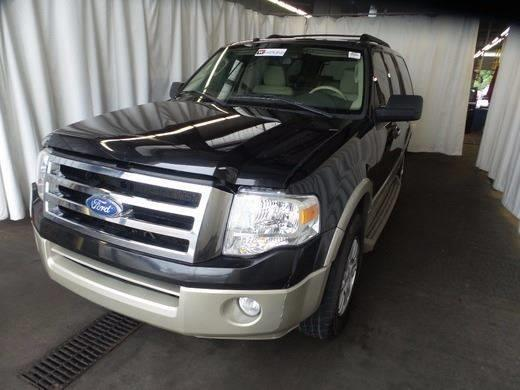 2010 Ford Expedition Eddie Bauer 4x2 Eddie Bauer 4dr