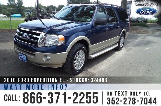 2010 Ford Expedition El - 99K Miles - On-site