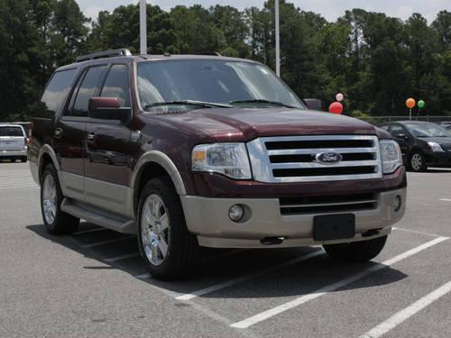 2010 Ford Expedition Suv 4x4 King Ranch For Sale In