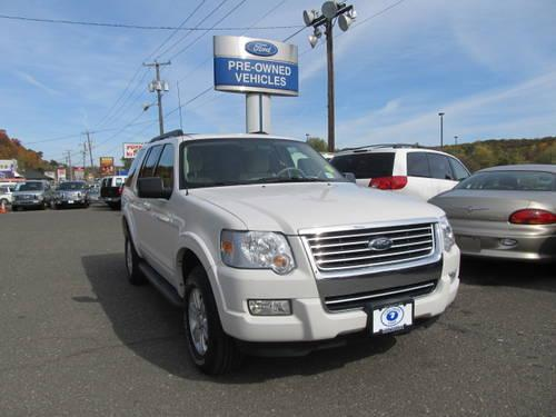 Colonial Ford Danbury Ct >> 2010 Ford Explorer 4WD Sport Utility Vehicles XLT for Sale ...