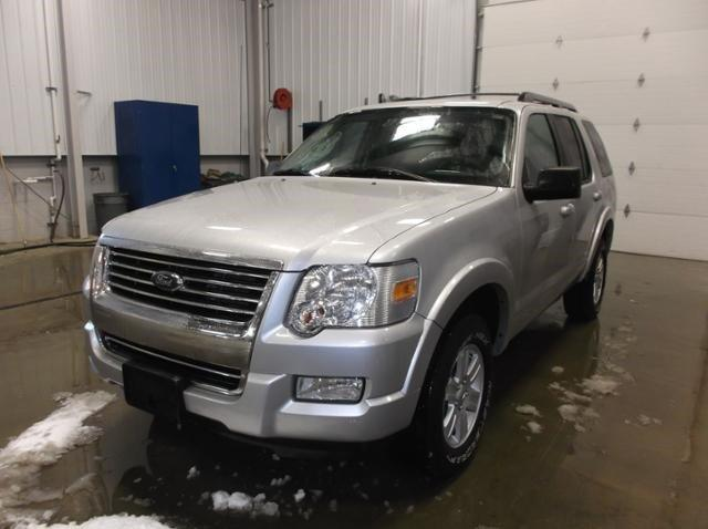 2010 ford explorer 4x4 xlt 4dr suv for sale in grass lake michigan classified. Black Bedroom Furniture Sets. Home Design Ideas