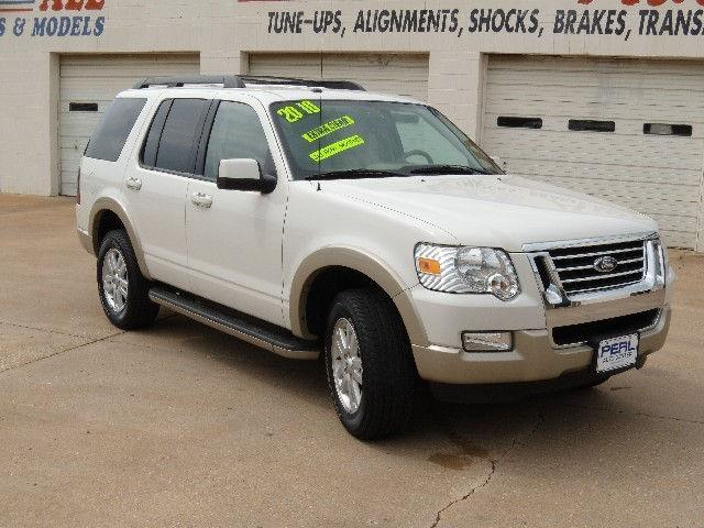 2010 ford explorer eddie bauer for sale in coffeyville kansas. Cars Review. Best American Auto & Cars Review