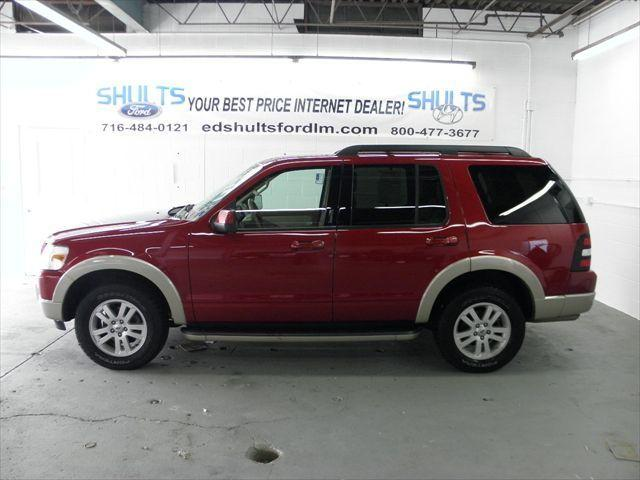 2010 ford explorer eddie bauer for sale in jamestown new york. Cars Review. Best American Auto & Cars Review
