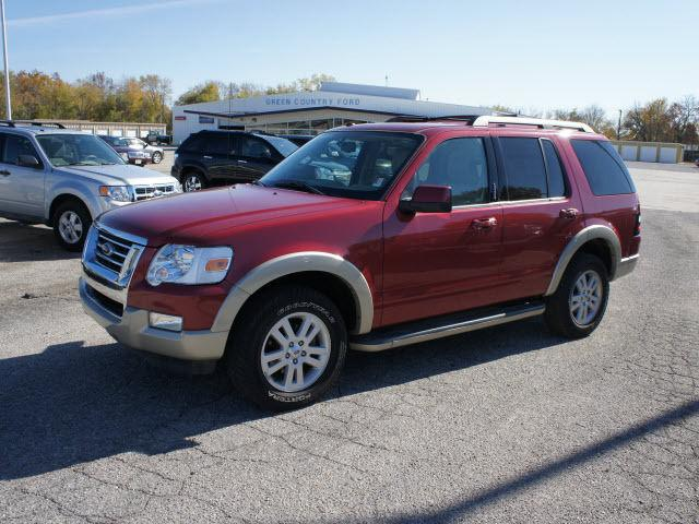 2010 ford explorer eddie bauer for sale in vinita oklahoma classified. Cars Review. Best American Auto & Cars Review